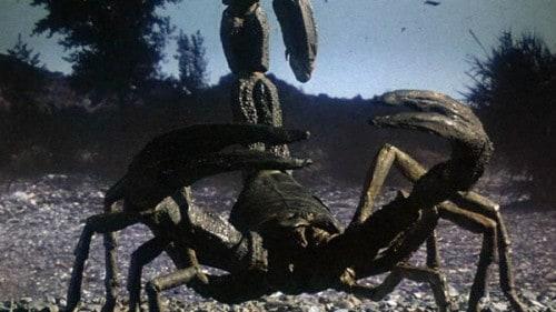 Giant Land Scorpion