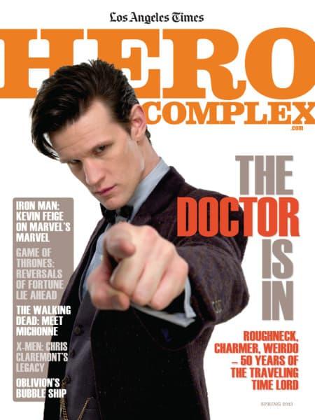 Hero Complex Magazine