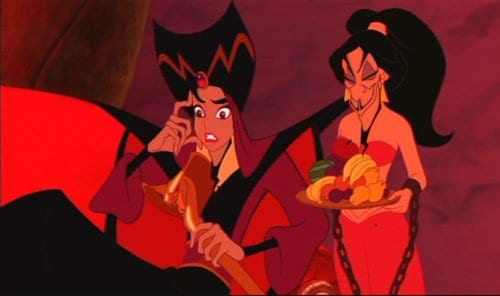 Jafar and Jasmine