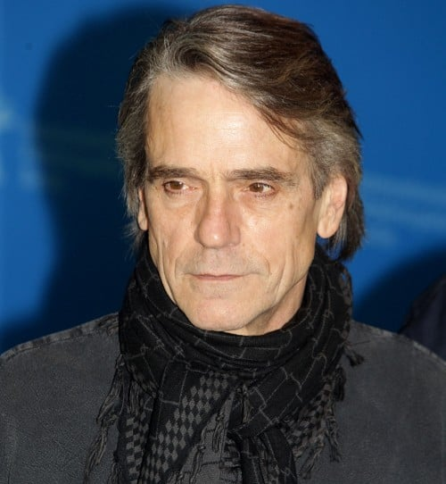 Jeremy Irons As Professor Snape