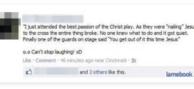 10 Incredible Facebook Statuses