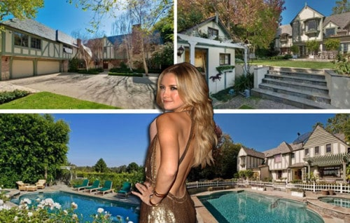 Kate Hudson's London Estate