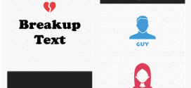 Breakup Text