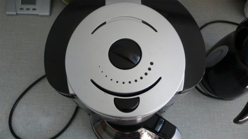 Happy Coffee Maker