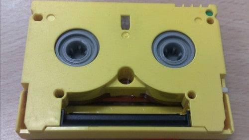 Happy VHS Tape