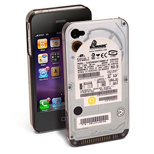 Hard Drive Case For iPhone