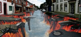 5 Pieces Of Extremely Incredible Street Art!