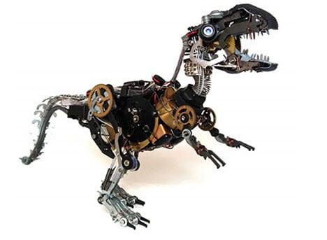 Mechanical Dinosaur