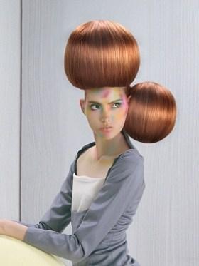 Round Hairstyle