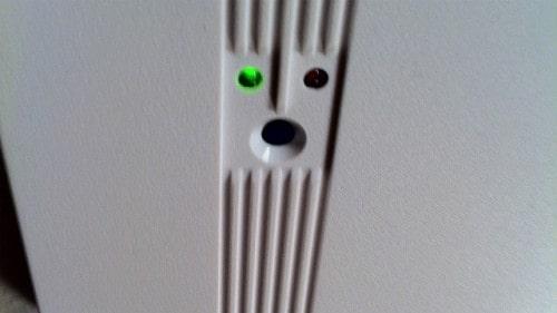 Shocked Smoke Detector