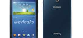 The Blue Samsung Galaxy Tab 3 7.0