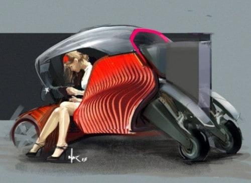 Genesis 3D Printed Car