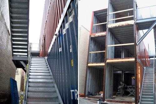 Shipping Containers Low Income Housing