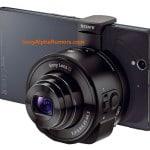 Sony Smartphone Lens