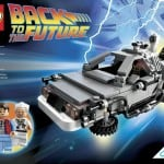 Back to the Future LEGO