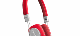 Red Bowers And Wilkins P3 Headphones To Launch In October!