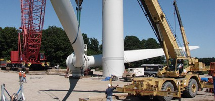 Happy Hereford wind farm