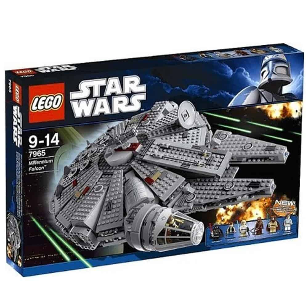 6 lego playsets you will never be too old for gearfuse - Lego star warse ...
