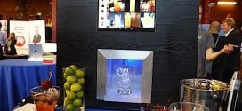 The Monsieur Robotic Bartender Automates Mixed Drinks!