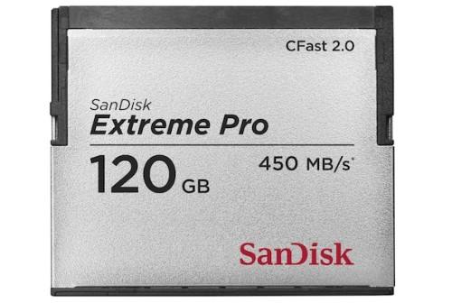 SanDisk CFast 2.0
