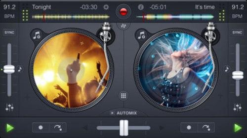 djay 2 for iPhone By algoriddim
