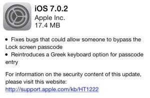 iOS 7.2