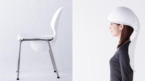 Helmet Chair