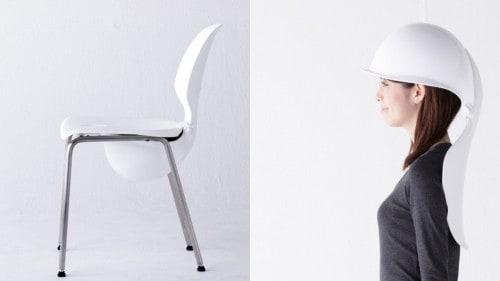 Helmet Chair