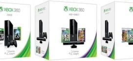 Microsoft Unveils Three Holiday Special Bundles For The XBox 360!