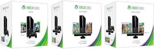 XBox Holiday Bundles