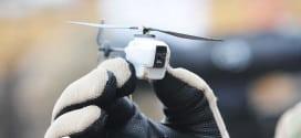 A Super Tiny Reconnaissance Drone