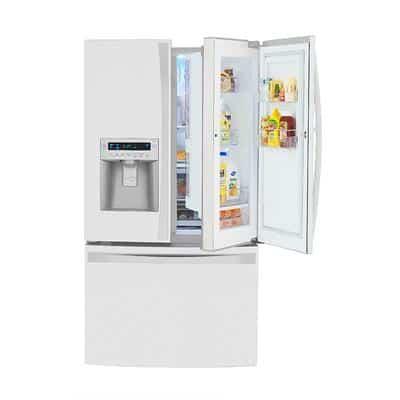 Kenmore Elite Grab-N-Go French Door Bottom-Freezer Refrigerator