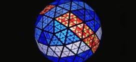 The New Years Ball Gets A Brand New Crystal Coating!