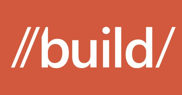 The BUILD Developer Event Will Return To San Fran In 2014!