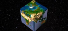 What If The World Were A Cube And Not A Sphere?