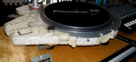 The Millennium Falcon DJ Deck!