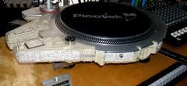 Millenium Falcon DJ Deck