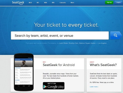 how to cancel seatgeek account