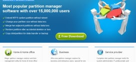 EaseUS Partition Master Has More Than 15,000 Users!