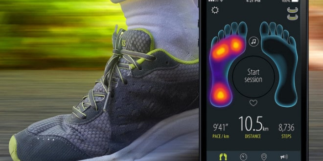 Sensoria, The Smart Sock For Runners!