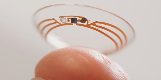 Google Announces The Smart Contact Lens For Diabetics!