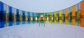 Check Out This Giant Kaleidoscope In Iowa