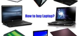 A Buyers Guide on Choosing the Right Laptop