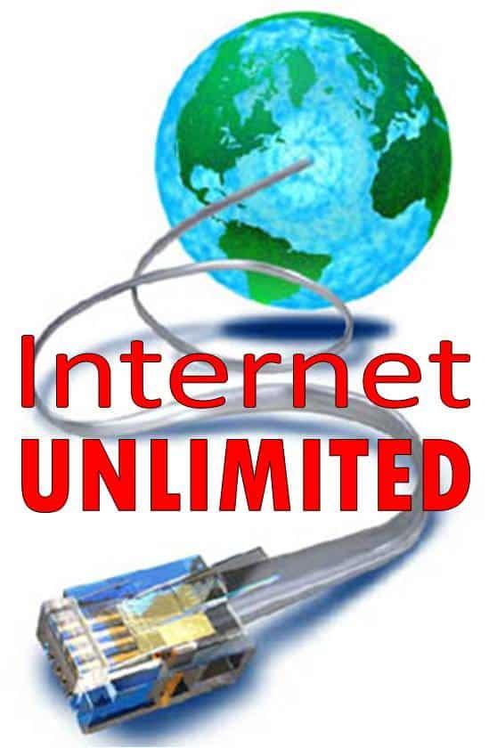 unlimited net