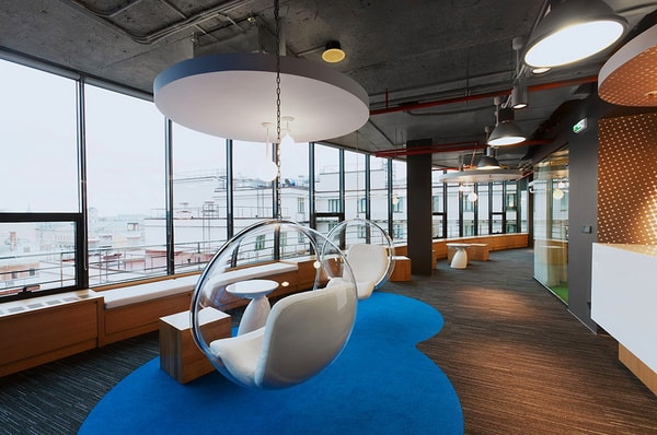 How technology is molding the modern office gearfuse for Modern tech office