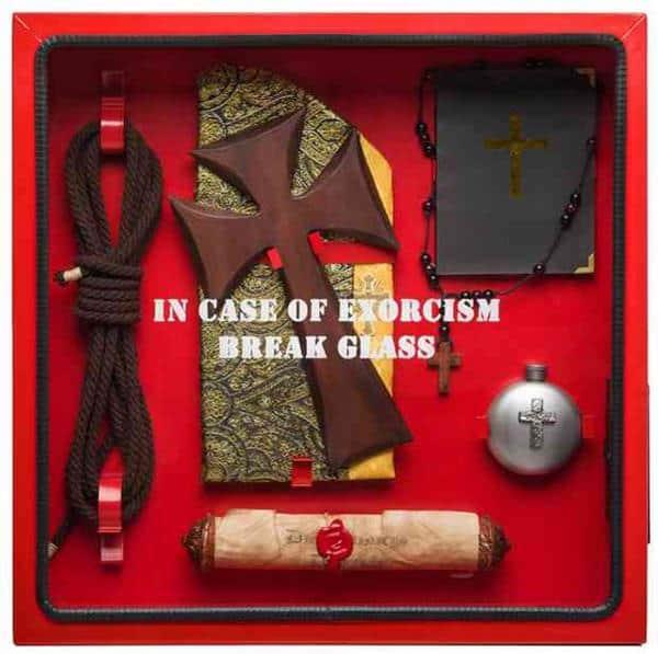 Gun Security Cabinet >> In Case Of Monster, Break Glass: Monster Survival Kits ...