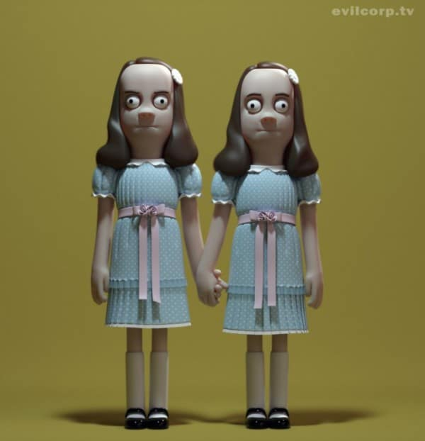 Come Play With Us Horror Character Vinyl Figures Gearfuse