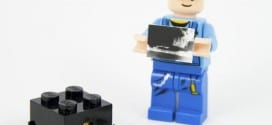 The Brickening: A Functioning Camera Made Out of A Single LEGO Brick