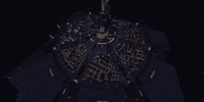 Final Fantasy: The Entire City of Midgar Completely Rebuilt in Minecraft