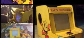 Playable Pac-Man Halloween Costume